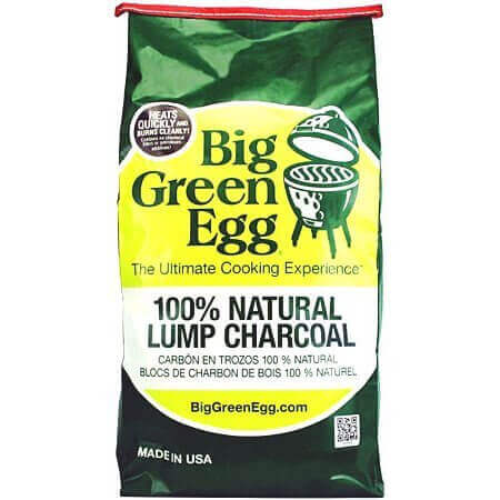 Big Green Egg Charcoal 10 Pound Bag