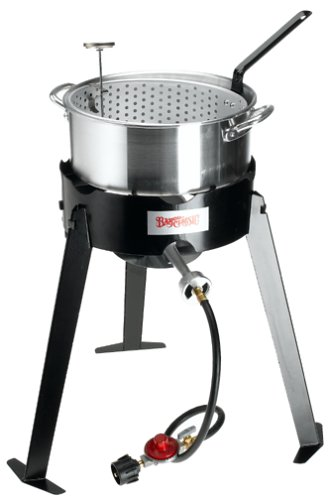 Bayou Classic Outdoor Aluminum Fish Cooker