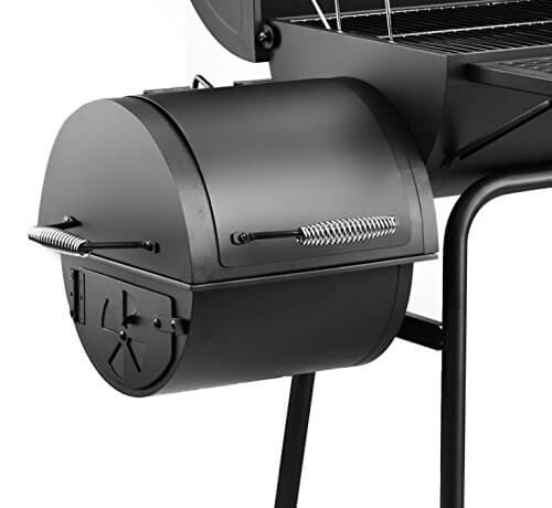 RoyalGourmet 30in Charcoal Grill with Offset Smoker Offer 782 Sq Inches Cooking Area CC1830F
