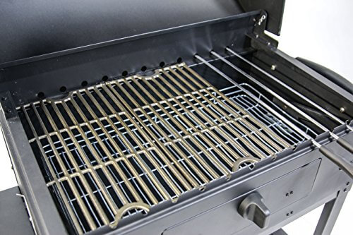 Blackstone Charcoal Grill, Barbecue, Smoker,  With Automatic Rotisserie, Blackstone 3-in-1 Kabob