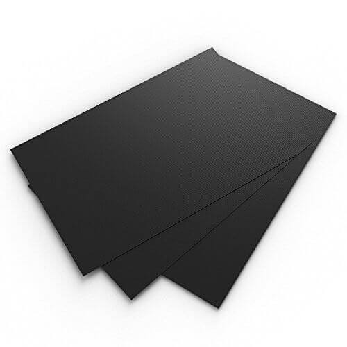 Life for Simple BBQ Grill Mat Heavy Duty, Non Stick, Cooking Mats , SheetsSet of 3, 15.75 x 13 Inches