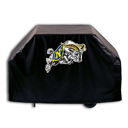 60″ US Naval Academy (NAVY) Grill Cover by Holland Covers