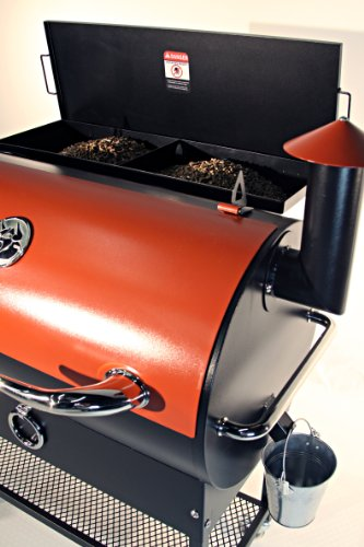 REC TEC Wood Pellet Grill – Featuring Smart Grill TechnologyTM