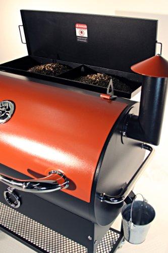 REC TEC Wood Pellet Grill – Featuring Smart Grill TechnologyTM