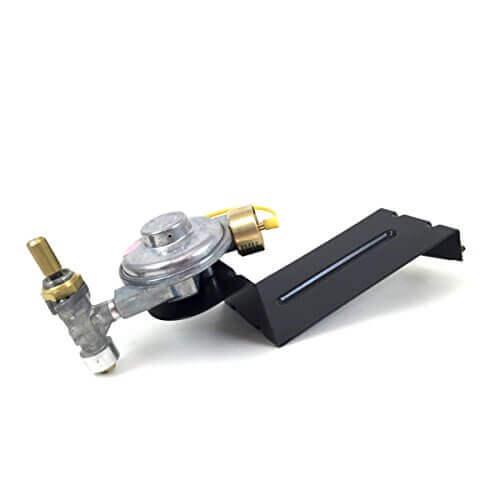 Weber Gas Grill Q220 Replacement Valve & Regulator Manifold 80476