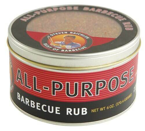Steven Raichlen Best of Barbecue All-Purpose Barbecue Rub, 6 Ounces