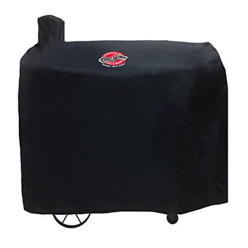 Char-Griller 9155 Pellet Grill Cover Fits #9020 and #9040 Grills