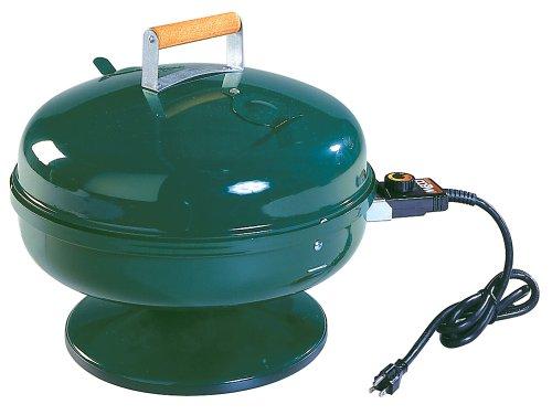 Easy Street Lock 'N Go Electric Grill in hunter green