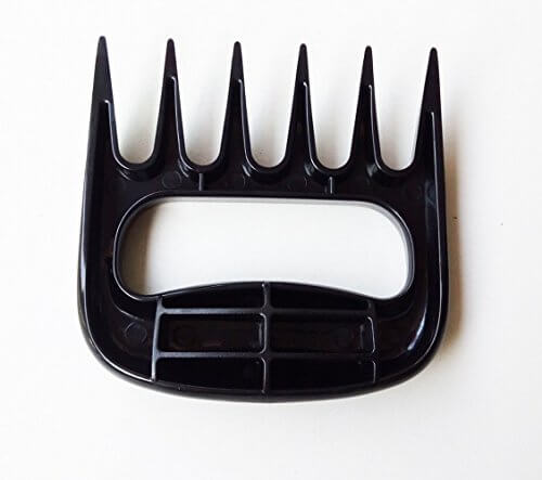 Ecoss BBQ Meat Handler Forks BBQ- Meat Shredder Claws Grill Smoker Bear Paw, Meat Claws, Smoked Barbecue Grilling Accessories(Item#249172)