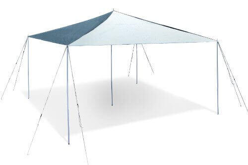 Stansport Dining Canopy Shelter, (12′ x 12′ feet )