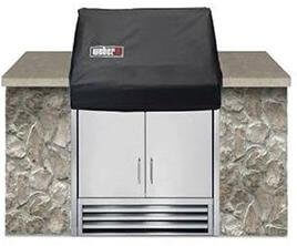 Weber # 30174399 Grill Cover for specific Summit 460 Built-ins – Replaces Weber 7557 and 9922
