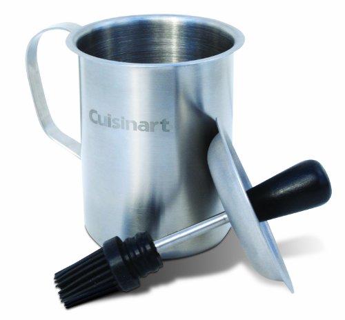 Cuisinart CBP-116 Sauce Pot and Basting Brush Set