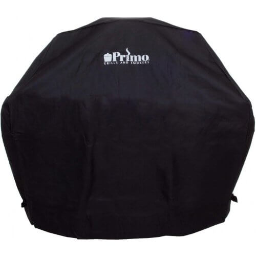 Primo 414 Grill Cover for Oval XL in Compact Table, Oval XL in Cart and Oval Junior in Table