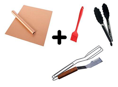 FEROS KIT – (5 Items!) Copper Mats + Ultimate Tool Set