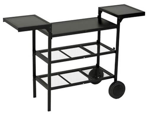 Plancha Grills Outdoor Griddle Cart