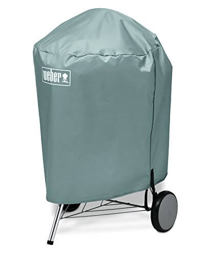 Weber 7176 Weber 22 Inch Charcoal Kettle Grill Cover