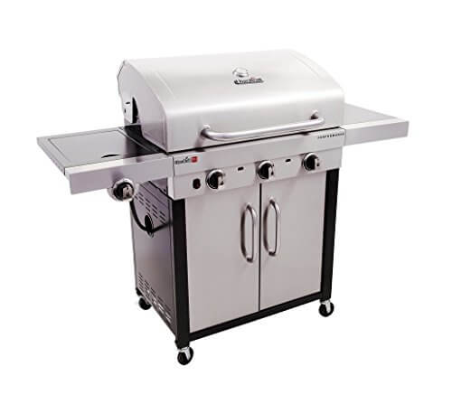 Char-Broil Performance TRU Infrared 500 3-Burner Cabinet Gas Grill