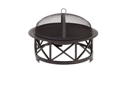 Fire Sense 30-Inch Portsmouth Fire Pit