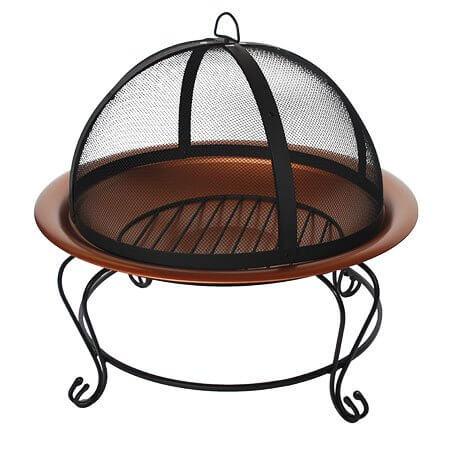 Fire Sense Outdoor Fire Pit