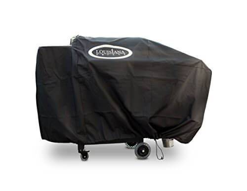 Louisiana Grills BBQ Cover for CS450/LG700 Pellet Grills and Cold Smoke Cabinet