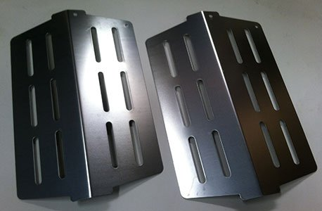 Weber # 65505 – 2PK Heat Deflector fits most 2011 Genesis and newer grills (replacing 62756 and 7622).
