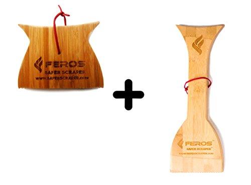 FEROS KIT – (2 Items!) Mini Safer Scraper + Safer Scraper