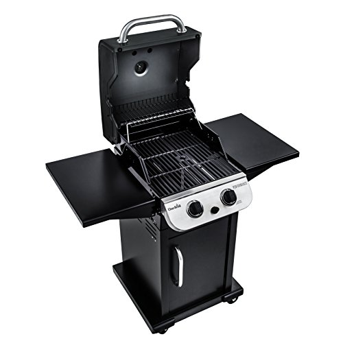 Char-Broil Performance 300 2-Burner Cabinet Liquid Propane Gas Grill- Black