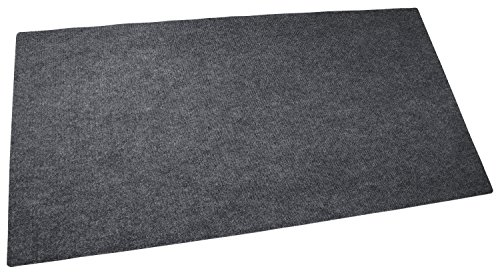 Drymate Gas Grill Mat, Premium BBQ Grill Mat – 30″ x 58″ – Size Extra Large Grill Pad – Contains Grill Splatter And (Protects Surface)