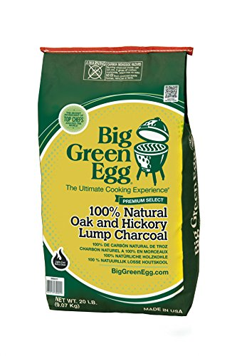 BIG CP 20-pound bag of natural lump charcoal