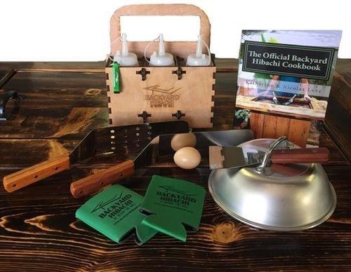 Backyard Hibachi Accessory Bundle Kit