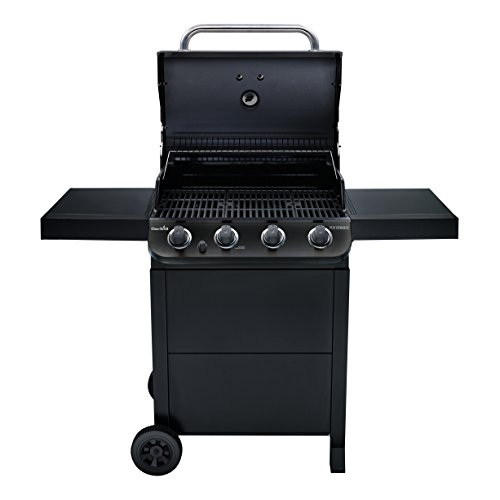 Char-Broil Performance 475 4-Burner Cart Liquid Propane Gas Grill- Black