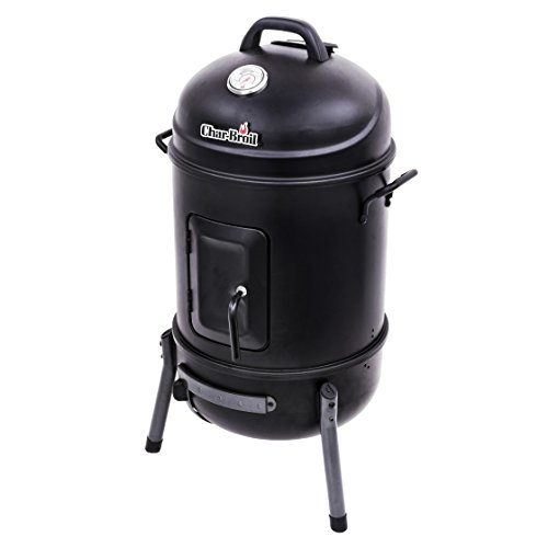 Char-Broil Bullet Charcoal Smoker, 16″