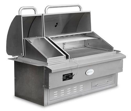 Louisiana Grills Built In Wood Pellet Grill and Smoker, Estate Series 860BI