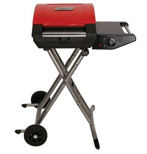 NXT Lite 1-Burner Standup Portable Propane Gas Grill Bbq Cooking Outdoor, Red .#GH45843 3468-T34562FD162941
