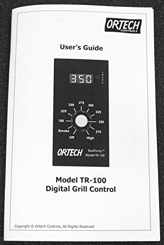 Digital Thermostat Kit for Traeger Grills by Ortech