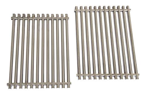 Vicool hy7521 Stainless Steel Cooking Grates Replacement for Weber Genesis Silver A Spirit 500 Gas Grills