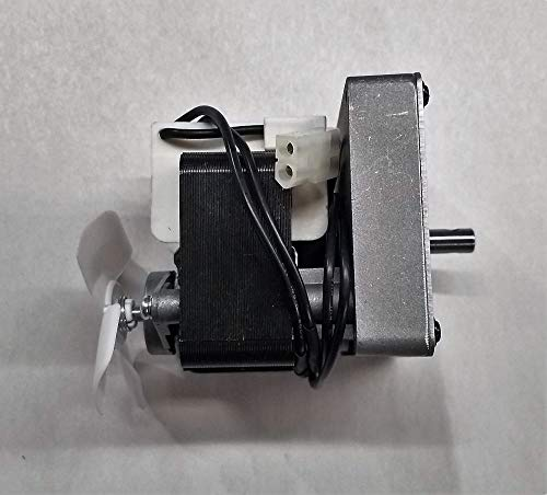 Pellet Grill Heavy Duty Auger Motor Upgrade Replacement 30W – 2-RPM .52-Amp