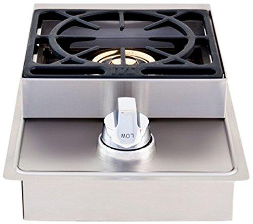 Lion Premium Grills L5631 Natural Gas Single Side Burner, 20-1/2 by 12-1/2-Inch
