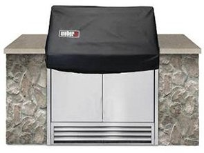Weber # 30174499 Grill Cover for specific Summit 660 Built-ins – Replaces Weber 7558