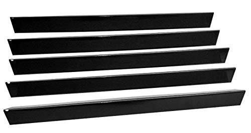 Hongso FB7535 FB7534 7534 7535 Porcelain Steel Flavorizer Bars, Set of 5 (21.5 x 2.5 x 2.5 inches)