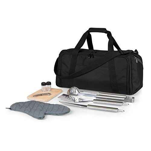 ONIVA – a Picnic Time Brand Barbeque Cooler Tote Kit with Picnic Accessories