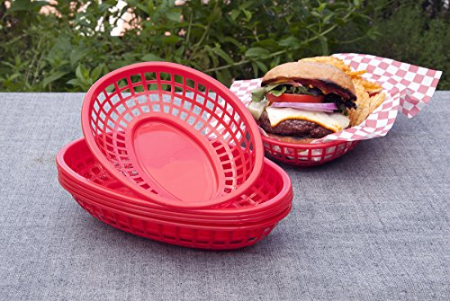 Charcoal Companion CC6689 Burger & Hotdog BBQ Gift Bundle Grill Accessories