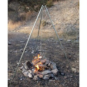 Camp Chef Lumberjack Tripod Grill, Ideal at the campsite, beach or backyard