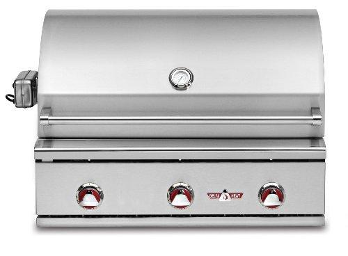 Delta Heat Built-in Grill (DHBQ32G-C-L), 32-Inch, Propane Gas