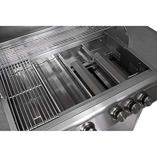 Blaze 25-Inch 3-Burner Built-In Natural Gas Grill – BLZ-3-NG