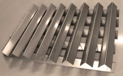 Stainless Flavorizer Bars, Set of 13, 20 Gauge, 7538, 15.88″ 23.38″