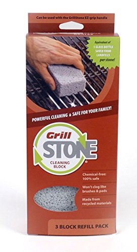 Grillstone Grill Cleaning Refill, 3 Pack