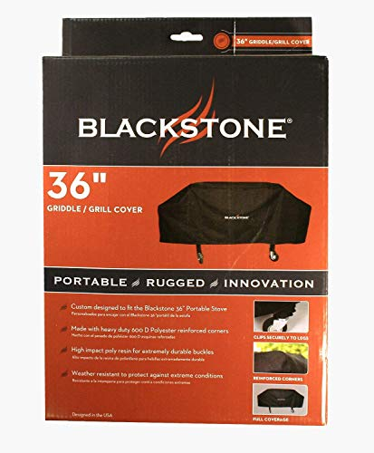 Blackstone 1528 Heavy Duty Grill Cover, 36″ Griddle (5 Pack)
