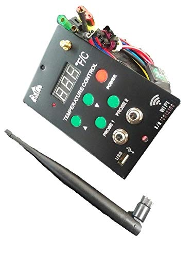 Green Mountain Grills GMG Control Board for Daniel Boone Prime Grill (WiFi) – Replacement Parts Daniel Boone WiFi Control Panel/Controller (Part GMGP211-DB)