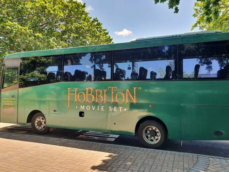 HOBBITON™ MOVIE SET TOUR